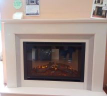 CASSIUS MARBLE ELECTRIC SUITE NOW £975 EXDISPLAY