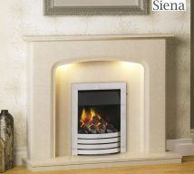 ELGIN & HALL SIENA 52 inch Marble Surround