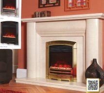 ELECTRIFLAME XD DECADENCE £391 incl VAT