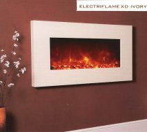 ELECTRIFLAME XD IVORY £506 incl VAT