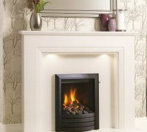 ELGIN & HALL AMORINA 50 Inch Marble Surround