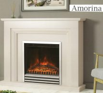 ELGIN & HALL AMORINA 52 inch Electric Fireplace