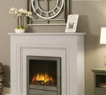 ELGIN & HALL AMORINA DELUX 50 inch Electric Fireplace