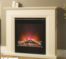 ELGIN & HALL ARLETTA 48 inch Electric Fireplace