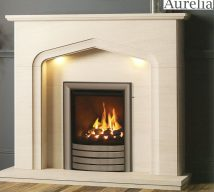 ELGIN & HALL AURELIA 48 inch Limestone Surround