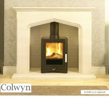 ELGIN & HALL COLWYN 54 inch Limestone Surround or Inglenook