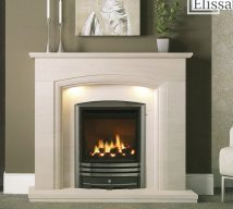 ELGIN & HALL ELISSA 50 inch Limestone Surround