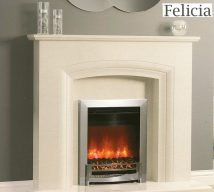 ELGIN & HALL FELICIA 50 inch Marble Surround
