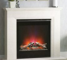 ELGIN & HALL LORENTO 47 inch Electric Fireplace
