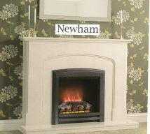 ELGIN & HALL NEWHAM 51 inch Electric Fireplace