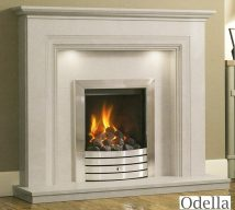 ELGIN & HALL ODELLA 54 inch Inglenook or Surround