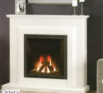 ELGIN & HALL ORIETA 48 inch Gas Fireplace