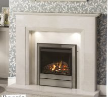 ELGIN & HALL ROESIA 44 or 50 inch Marble surround