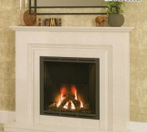 ELGIN & HALL VAMELLA 52 inch Gas Fireplace