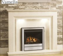 ELGIN & HALL VAMELLA 54 inch Marble Surround