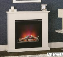 ELGIN & HALL VITTORIA 44 inch Electric Fireplace