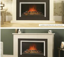 ELGIN & HALL WELLSFORD 52 inch Timber Fireplace