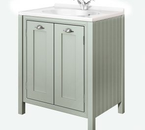 Forever 2 Door Vanity Unit 700mm (Pistachio)