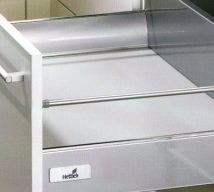 Drawers have a heavyweight 30kg load capacity