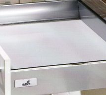 Soft close standard drawer height 70mm