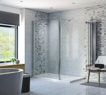 Impressions Wetroom Rotatable Panel and Support