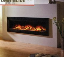 Omniglide 1300 Electric Fire
