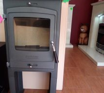 PORTWAY 1 MULTIFUEL STOVE NOW £395 EXDISPLAY