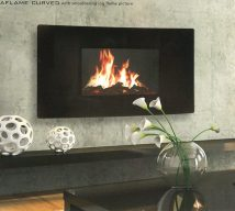 PURAFLAME CURVED £603 incl VAT