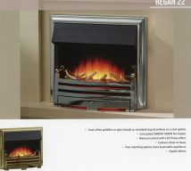 Regan 22 Electric Fire