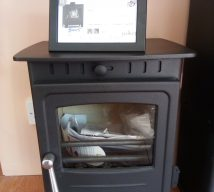 SOLID FUEL STOVE NOW £250 EXDISPLAY