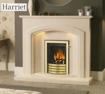 ELGIN & HALL HARRIET 52 inch Marble Surround