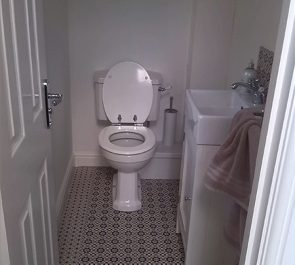Fitted WC