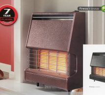 FIRENZA in bronze, available in black