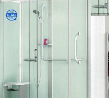 KINEMAGIC EASY ACCESS SHOWER ENCLOSURE